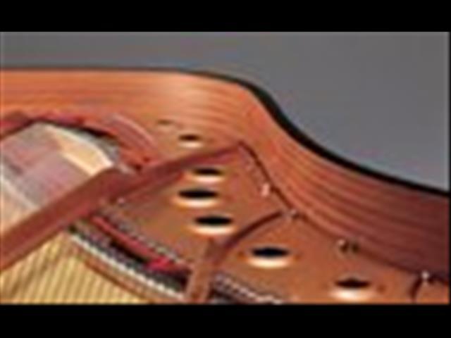 Yamaha Baby Grand Piano GC1M Ebony Polished