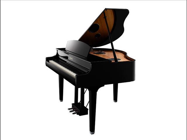 Yamaha Clavinova Digital Piano CLP695GP Polished Ebony