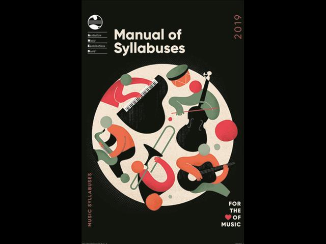 AMEB 2019 Manual of Syllabuses