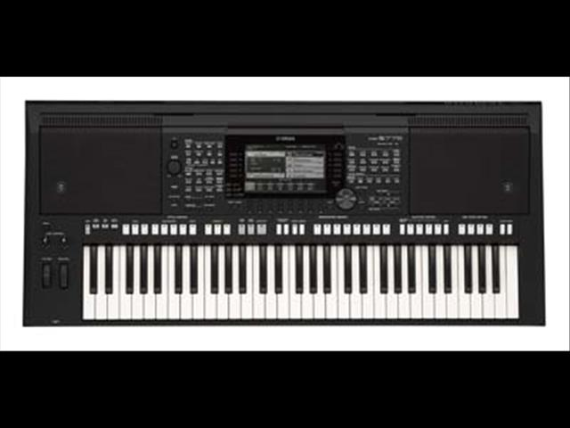 Yamaha Arranger Workstations Keyboard PSR S775