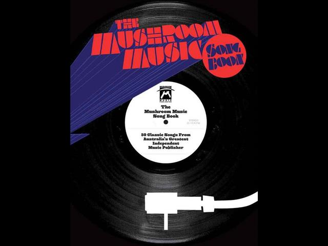The Mushroom Music Song Book