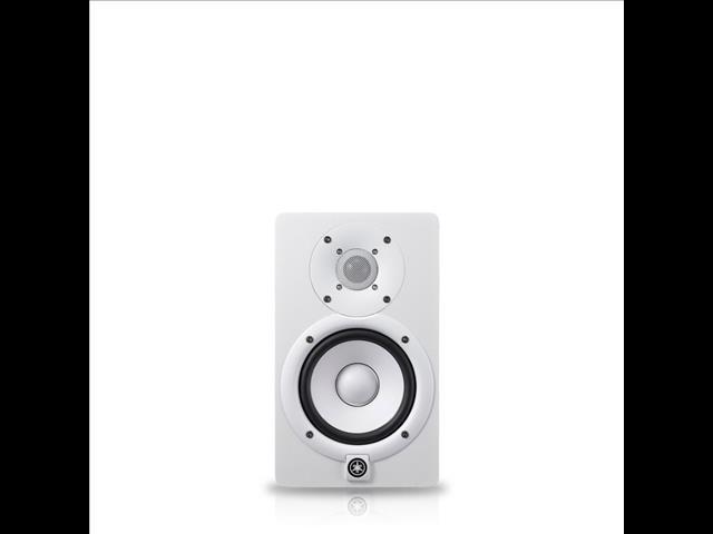 HS5W Powered Studio Monitor (White)