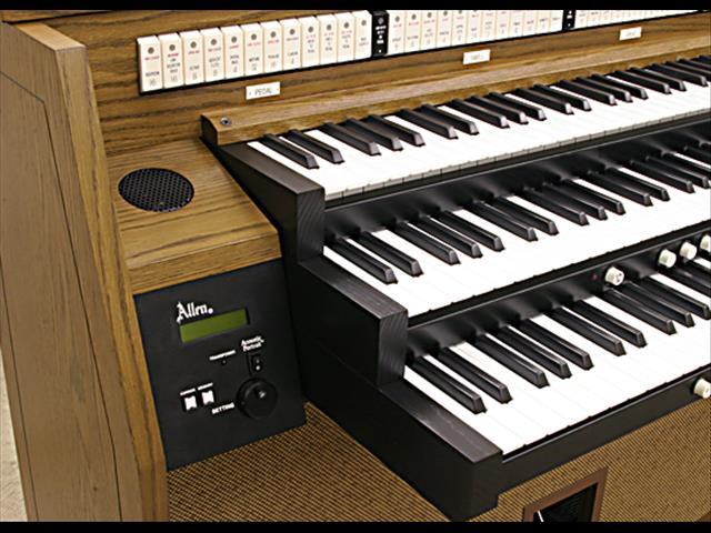 Allen Organ Historique Series