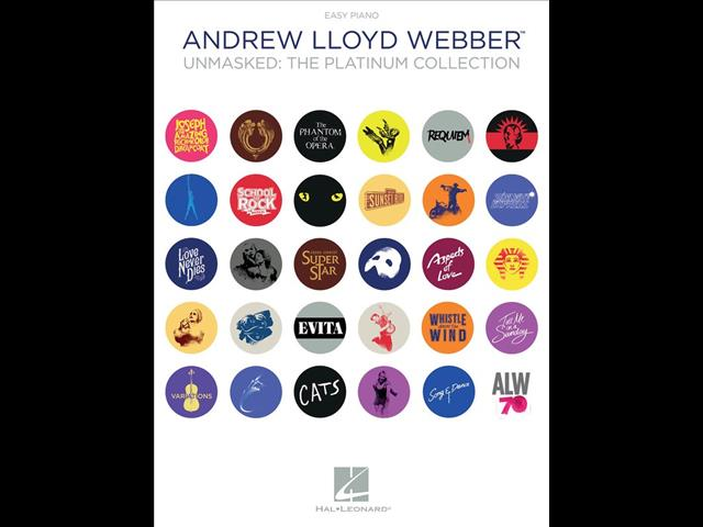 Andrew Lloyd Webber - Unmasked: The Platinum Collection (Easy)