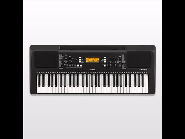 Yamaha E-Series PSR E363  Portable Keyboard * Plus Bonus pair of Yamaha HPH50 Headphones*