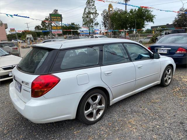 2005  Subaru Liberty 3.0R B4 Wagon