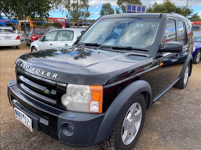 2006  Land Rover Discovery 3 SE  Wagon