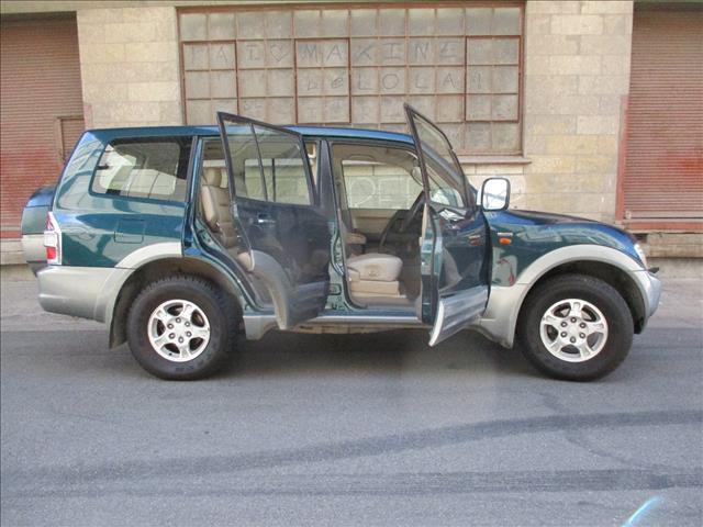 2000 MITSUBISHI PAJERO EXCEED LWB (4x4) NM 4D WAGON
