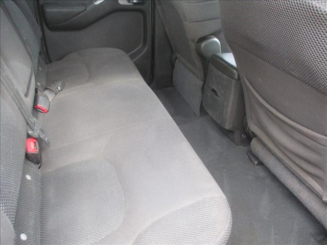 2006 NISSAN NAVARA ST-X (4x2) D40 DUAL CAB P/UP