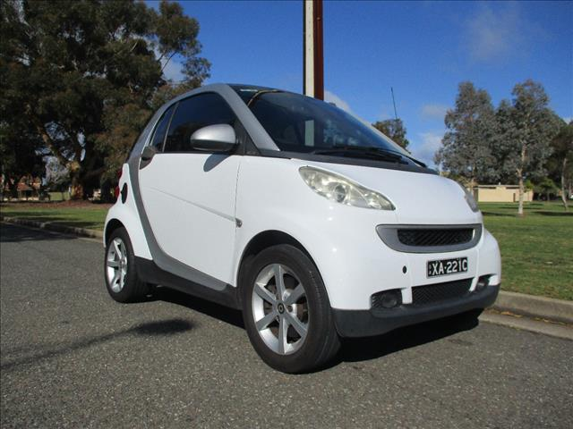 2008 SMART FORTWO COUPE 451 2D COUPE
