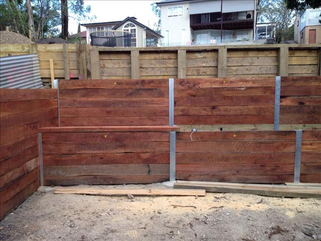 View all photos for Landscaping Hardwood Sleepers Untreated For Sale