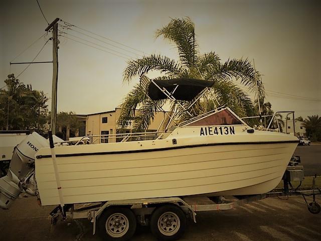 Maxicat 5.3m Multi Hull,