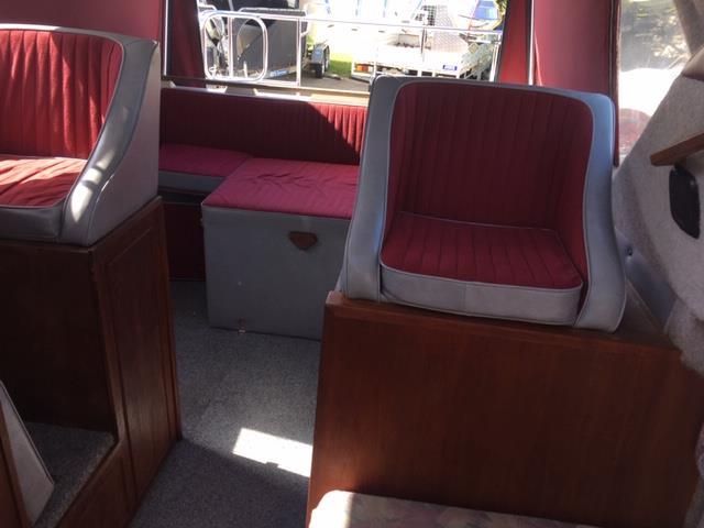 Whittley Cruisemaster 660,