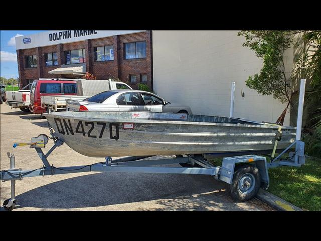 1965 BROOKER CT12 OPEN/DINGHY/RUNABOUT ALUMINIUM