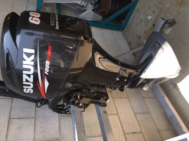 Suzuki DF60hp