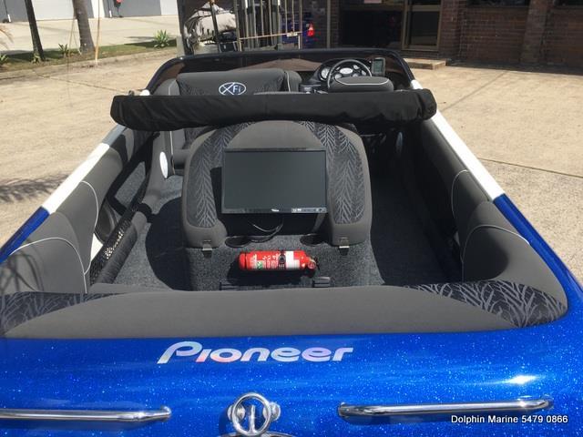 XFI Renegade Ski Boat
