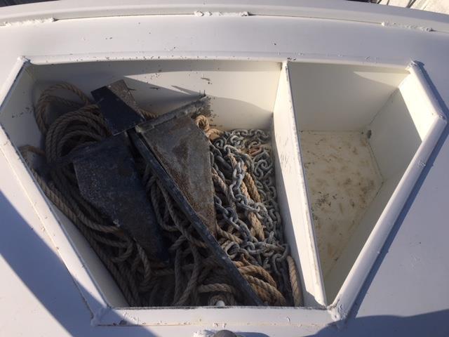 Sea Jay 455 Side Console