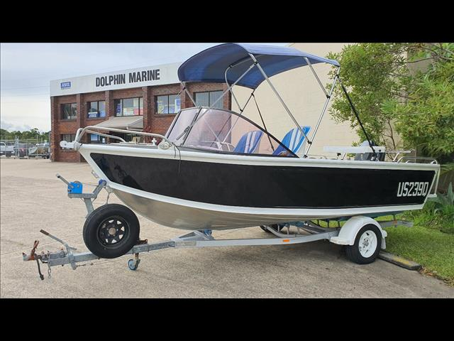 Brooker 5m Runabout