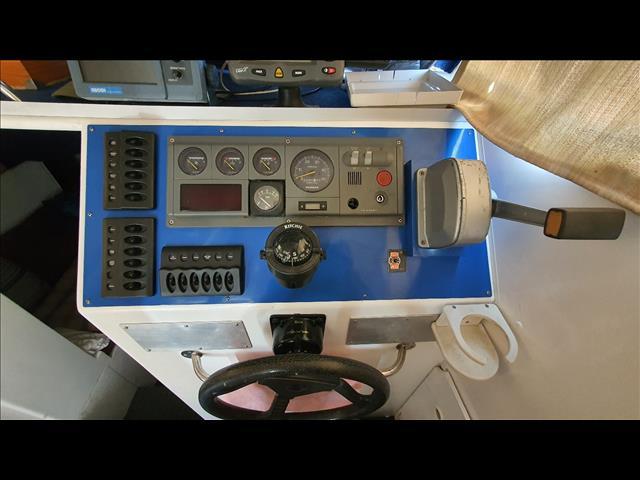 1976 RANDELL 9.0M FULL CABIN FIBREGLASS