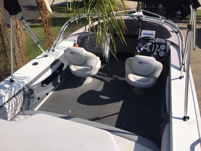 Quintrex 540 Freedom Cruiser