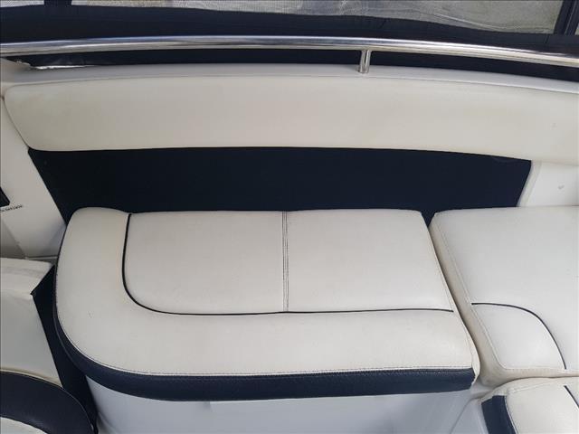 2014 Whittley CR2380 Half Cabin