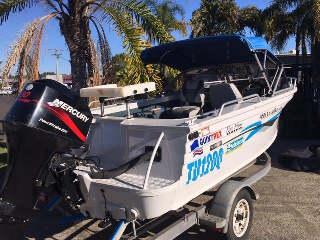 Quintrex 455 Coast Runner