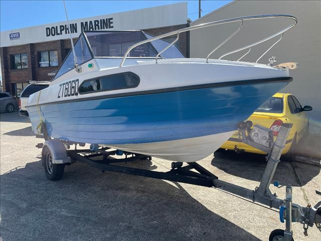 1995 BFG Sea Imp Cuddy