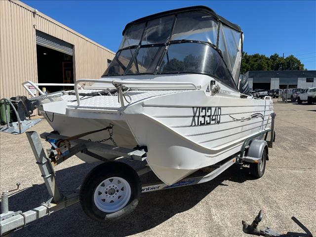 2008 Webster Twin Fisher