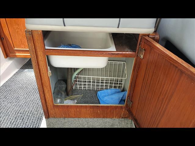 Whittley Monterey 580 Full Cabin