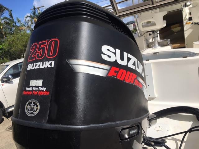 Sea Fox 236WA
