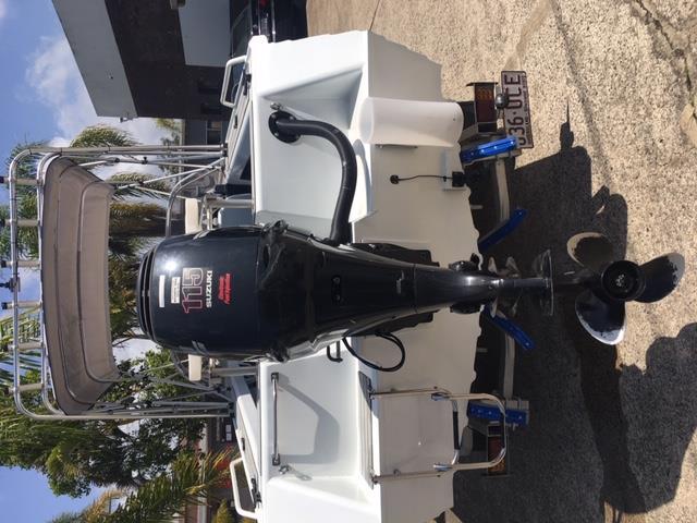 Bermuda 540 Island Beach Runabout
