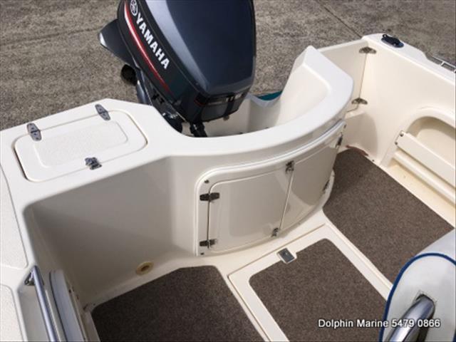 Aussie Whaler 5.5m Centre Console