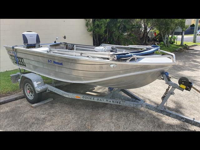 2009 Sea Jay Nomad Aluminium