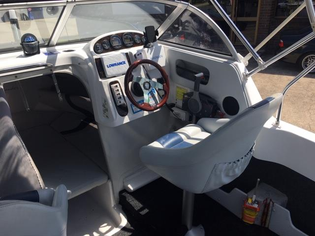 Stejcraft 580 Islander
