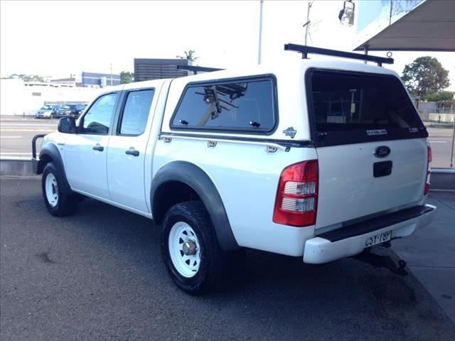 2007  FORD RANGER XL (4X4) PJ 07 UPGRADE DUAL CAB P/UP