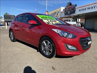 2016  HYUNDAI I30 ACTIVE X 1.6 CRDI GD4 SERIES 2 5D HATCHBACK