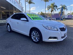 2013  HOLDEN MALIBU CD EM 4D SEDAN