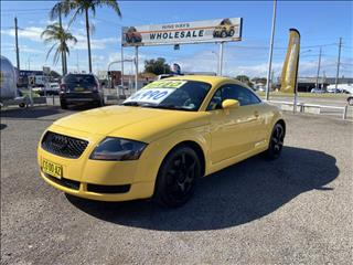 2002  AUDI TT  MY99 2D COUPE