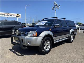 2010  NISSAN NAVARA ST-R (4X4)  DUAL CAB P/UP