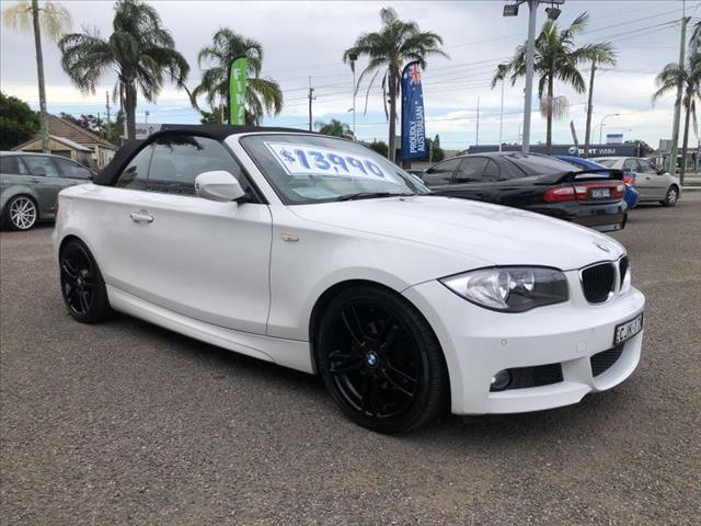 2010  BMW 1 20I E88 MY11 2D CONVERTIBLE