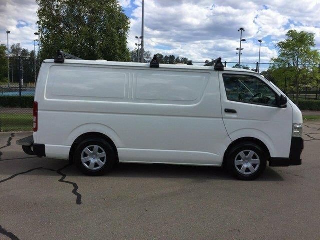 0ca6bb5c5006cd Used 2012 2012 Toyota HiAce LWB KDH201R MY12 Upgrade Van for sale in ...