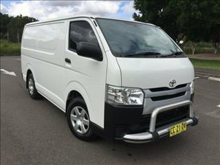 9522fa1478db86 2014 Toyota HiAce LWB TRH201R MY14 Van for sale in Homebush West