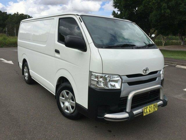 611a340e88bbad Used 2014 2014 Toyota HiAce LWB TRH201R MY14 Van for sale in ...