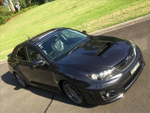2012 Subaru WRX Premium (awd)