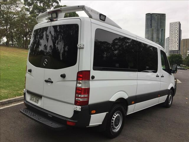 2016 Mercedes-Benz Sprinter 316CDI MWB