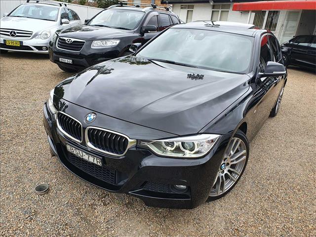 2014  BMW 335i M Sport F30 Sedan