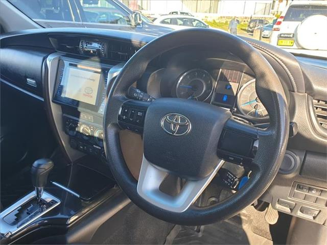 2017  Toyota Fortuner GX GUN156R Wagon