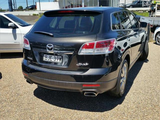 2009  Mazda CX-9 Luxury TB10A1 Wagon