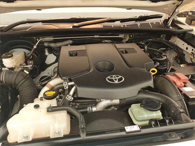 2015  Toyota Hilux SR GUN126R Utility