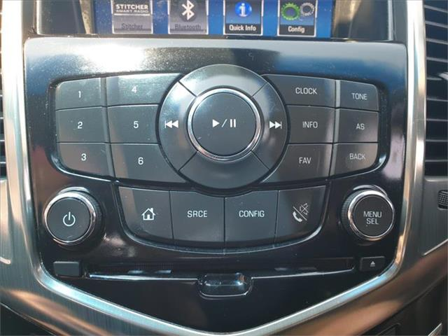 2013  Holden Cruze SRi-V JH Series II Sedan